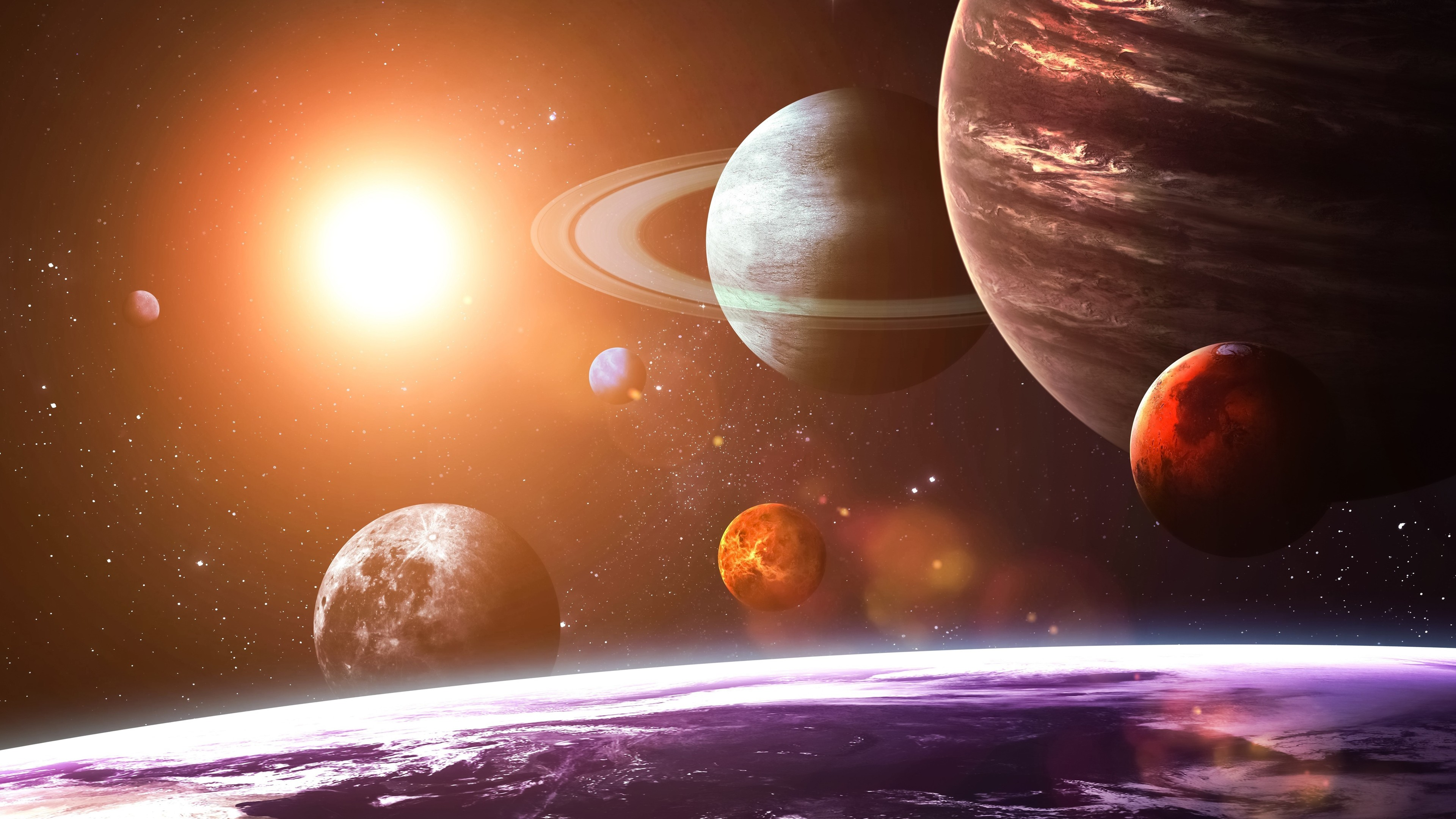 planets and solar system - 1200×675